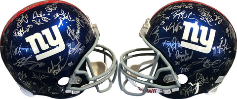 "Lawrence Taylor ""HOF 00Autographed New York Giants Helmet"