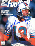 Dan Marino Autographed / Signed Pro Football Program (James Spence)