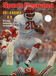 Billy Sims Unsigned 1977 Sports Illustrated