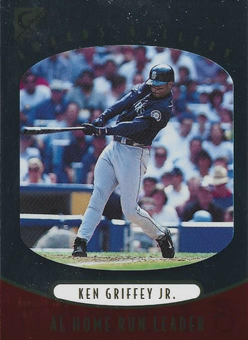 Ken Griffey Jr. 1999 Topps Card