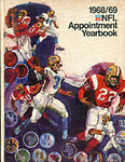 1968 / 1969 NFL Appointment Yearbook