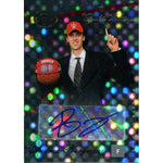 Andrea Bargnani Autographed 2006 Bowman Elevation Card