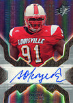 Amobi Okoye Signed 2007 UpperDeck Rookie Card