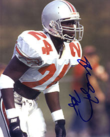 Sean Springs Autographed / Signed 8x10 Photo