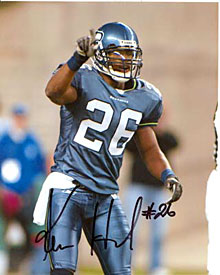 Ken Hamlin Autographed / Signed 8x10 Photo