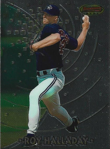 Roy Halladay 1997 Bowman's Best Card