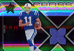 Anthony Gonzalez 2007 Donruss No.017 of 250 Indianapolis Colts Football Card