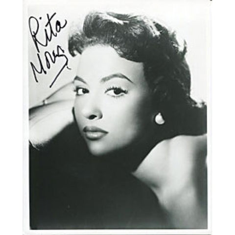 Rita Moreno Autographed / Signed 8x10 Photo