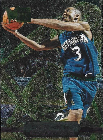 Stephon Marbury 1997 Fleer Card