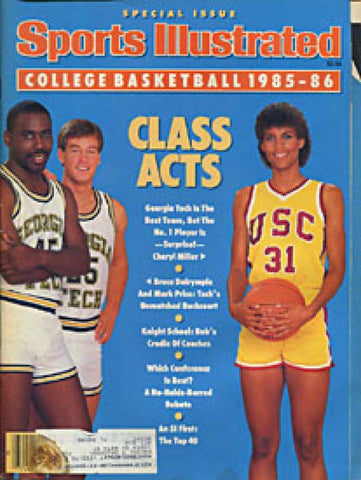 Class Acts Special 1986 Sports Illustrated
