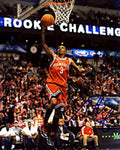 Brandon Jennings Autographed / Signed Lay-Up 8x10 Photo