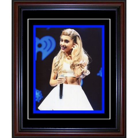 Ariana Grande Unsigned Framed 8x10 Photo