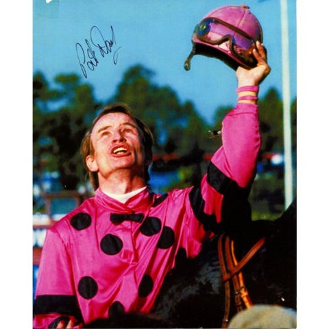 Pat Day Autographed 8x10 Photo
