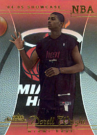 Dorell Wright 2004 Fleer Showcase ROOKIE Card #115 - Limited Edition 018/125