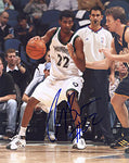 Corey Brewer Autographed / Signed Minnesota Timberwolves 8x10 Photo