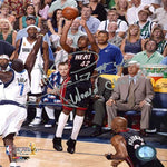James Posey Three Point Shooting Autographed / Signed 16x20 Photo