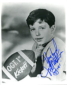Jerry Mathers Autographed / Signed 8x10 Photo