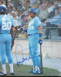 Danny Tartabull Autographed 8x10 Photo