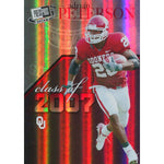 Adrian Peterson Unsigned 2007 Press Pass Rookie Card