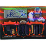 Steven Jackson Autographed 2007 Topps Triple Threads Card