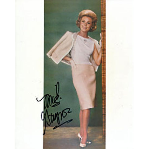 Mitzi Gaynor Autographed / Signed 8x10 Photo