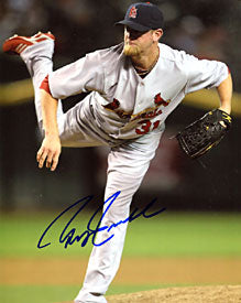Ryan Franklin Autographed / Signed Pitching 8x10 Photo