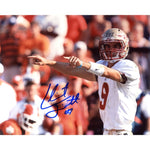 Clint Trickett Autographed Florida State Seminoles 8x10 Photo