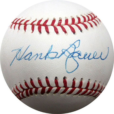 Hank Bauer Autographed / Signed Baseball
