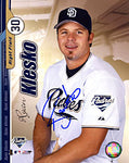 Ryan Klesko Autographed / Signed 8x10 Photo