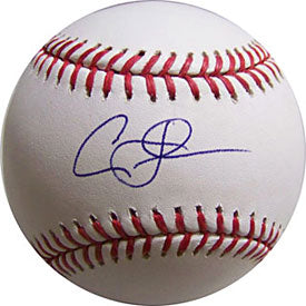 Carlos Quentin Autographed / Signed Baseball