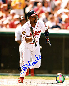 Elis Burks Autographed / Signed 8x10 Photo