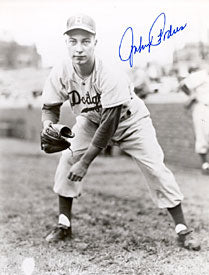 Johnny Podres Autographed / Signed Brooklyn Dodgers 8x10 Photo