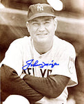 Johnny Mize Autographed / Signed New York Yankees 8x10 Photo