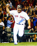 Kevin Youkilis Autographed / Signed 16x20 Photo