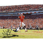 Martavis Bryant Welcome to Death Valley Autographed 8x10 Photo