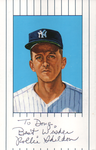 Rollie Sheldon Autographed 1961 New York Yankees Ron Lewis Card
