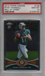 Ryan Tannehill 2012 Topps Chrome Rookie Card (PSA)