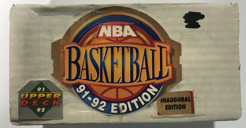 1991-93 Upper Deck NBA Basketball Inaugural Edition Complete set