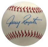 Jerry Royster Autographed Official Florida State League Baseball (JSA)