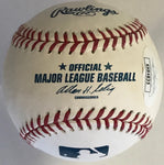Pedro Martinez Autographed Official Major League Baseball