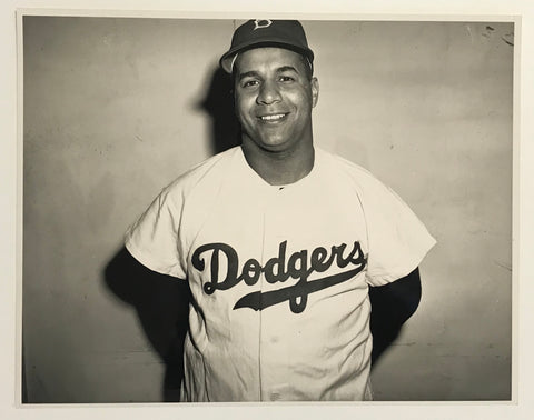 Roy Campanella 11x14 Original Photo