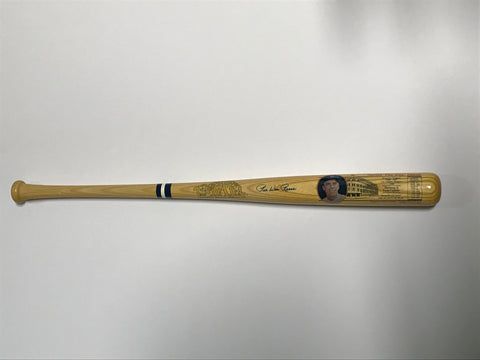 Pee Wee Reese Autographed Cooperstown Baseball Bat
