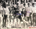 Mike Rozier Autographed 8x10 Football Photo