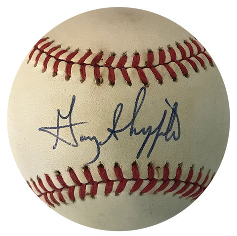 Gary Sheffield Autographed Official Baseball (JSA)