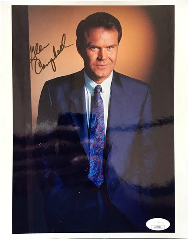 Glen Campbell Autographed 8x10 Photo (JSA)