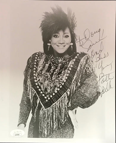 Patti La Belle Autographed 8x10 Photo (JSA)