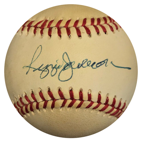 Reggie Jackson Autographed Official American League Baseball (JSA)