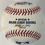 Tommy LaSorda Autographed Official Major League Baseball