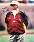 Bobby Bowden Autographed 8x10 Football Photo