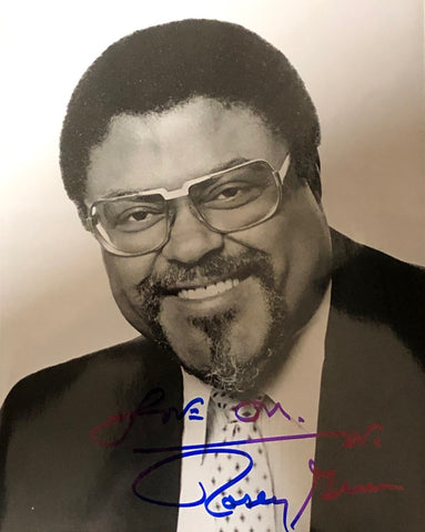 Rosey Grier Autographed 8x10 Photo Los Angeles Rams